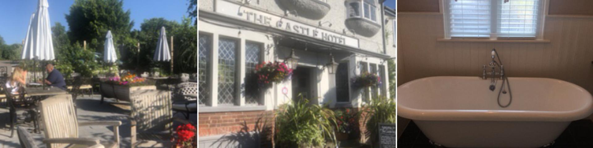 Castle Hotel, Eynsford, Dartford